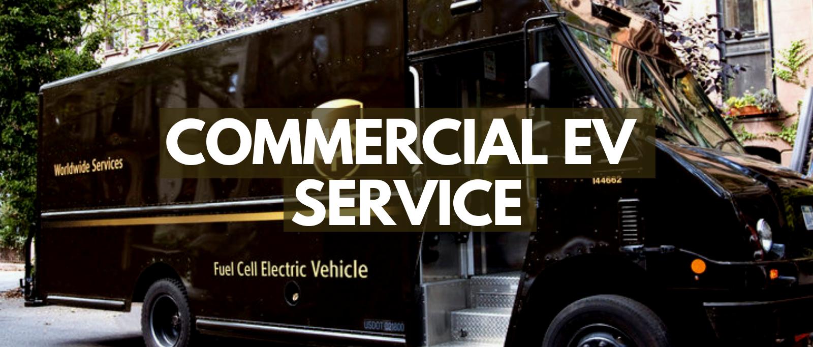 Commercial EV Service