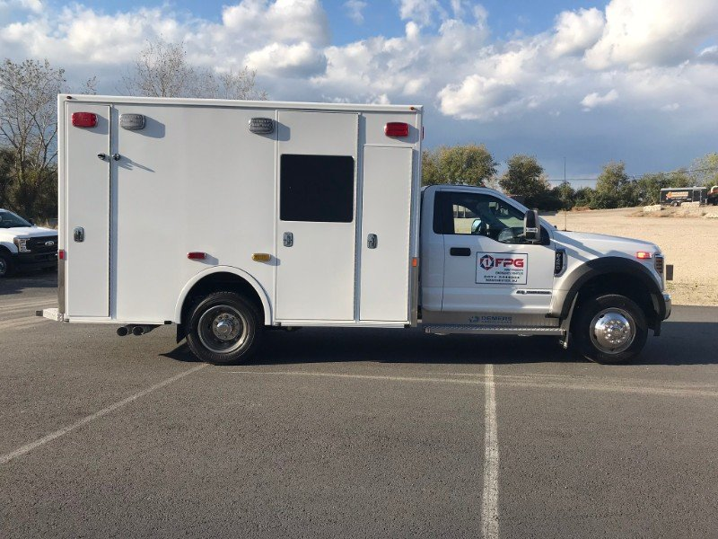 Ambulance For Sale >> First Priority Emergency Vehicles Demers Mxp150 Ambulance For Sale