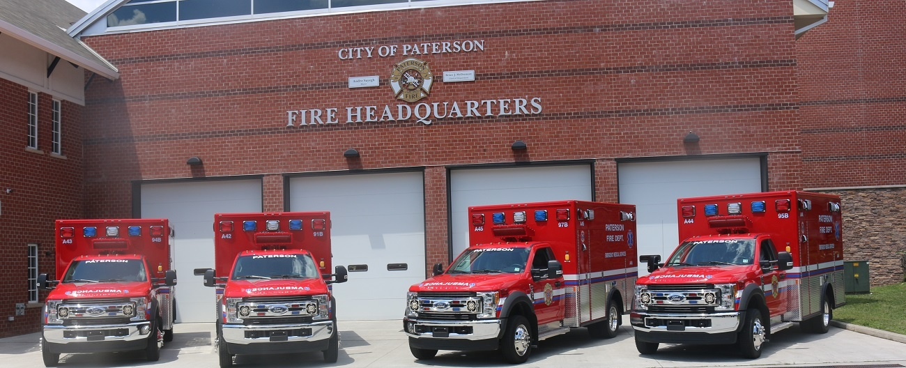 First Priority Emergency Vehicles: Demers