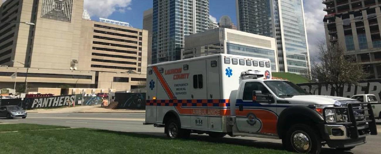 Recent Deliveries: Ambulances