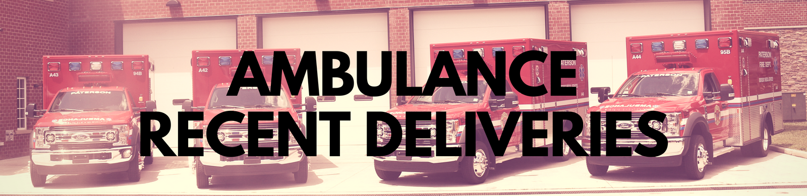 ambulance recent deliveries.png