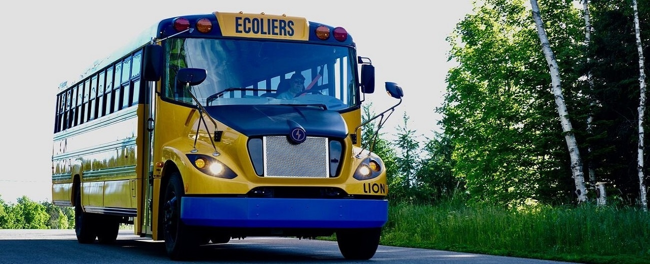 Electric School Bus