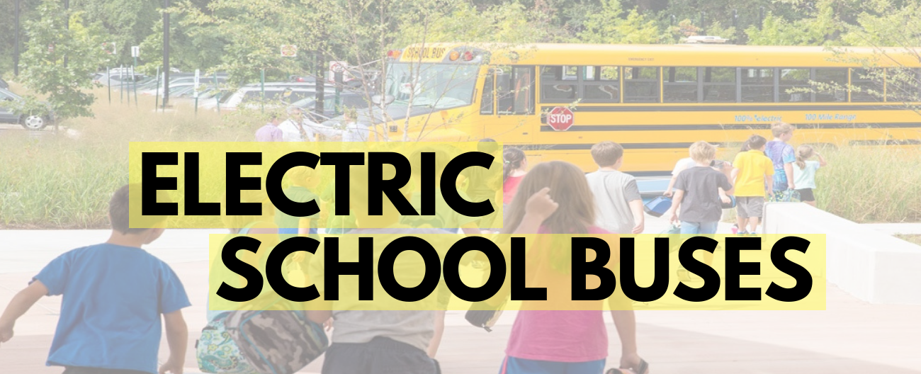 First Priority Electric School Buses