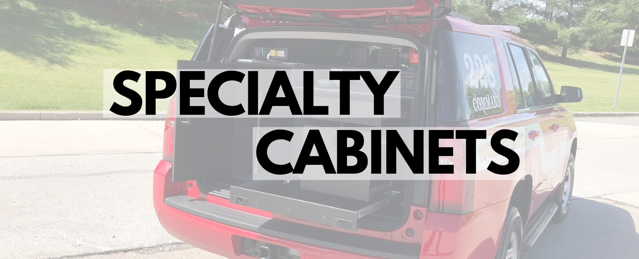 First Priority: Specialty Cabinets