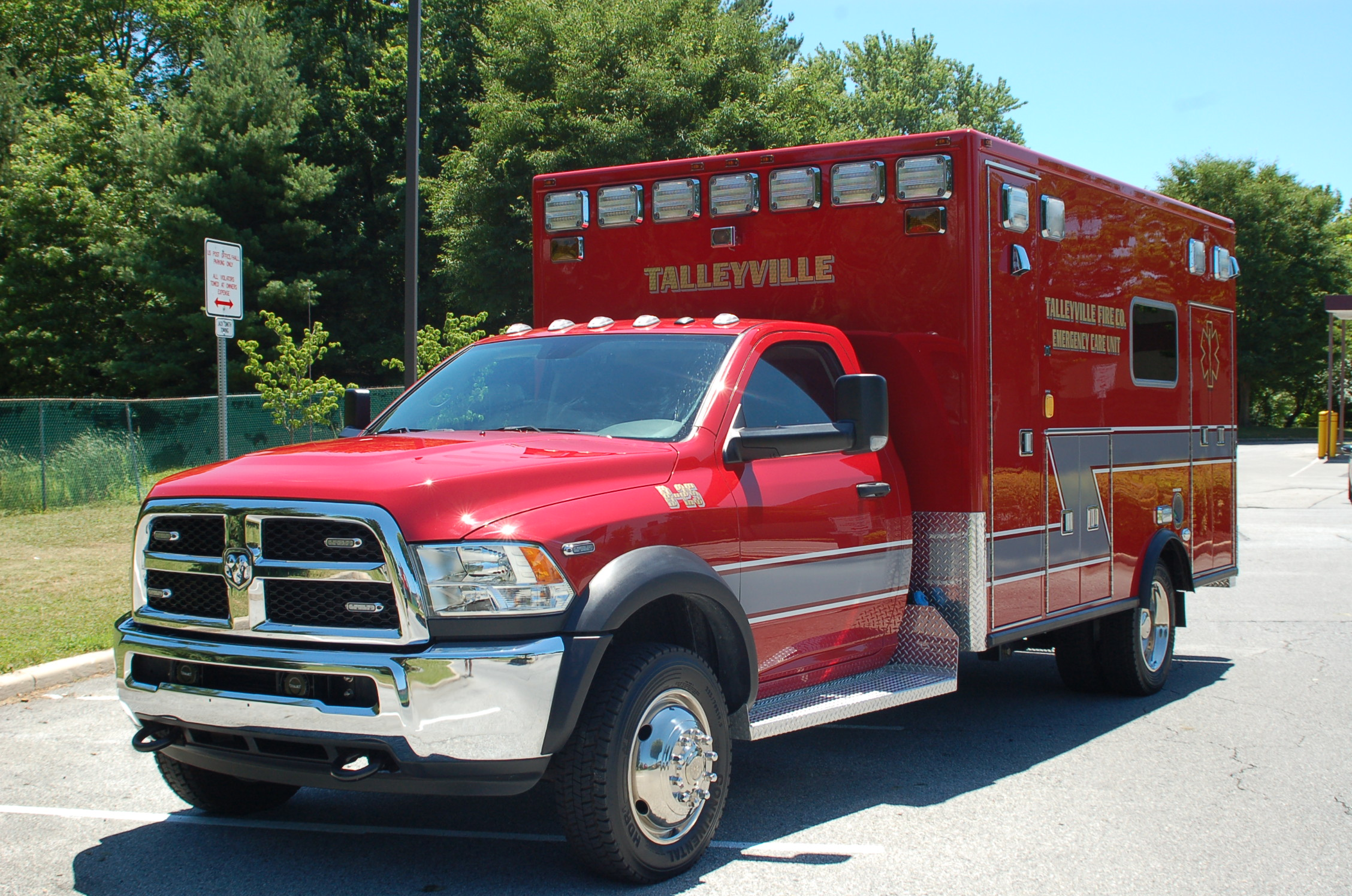 First Priority Emergency Vehicles: Ambulance Remounts